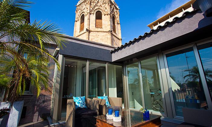 Micalet Ático - Image 1 - Valencia - rentals