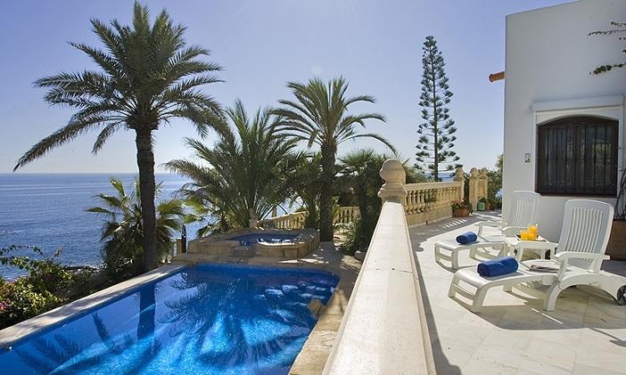 Villa Almanzora - Image 1 - Almería - rentals