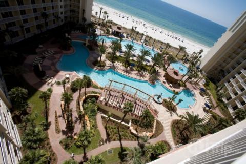 916 Shores of Panama - Image 1 - Panama City Beach - rentals