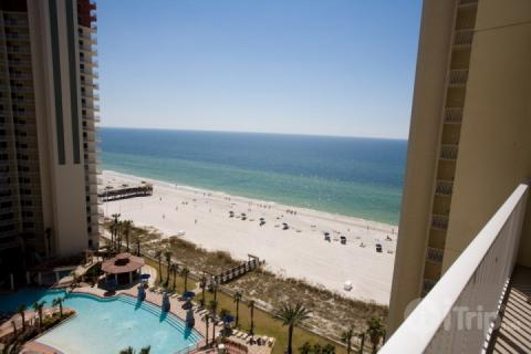 1208 Shores of Panama - Image 1 - Panama City Beach - rentals