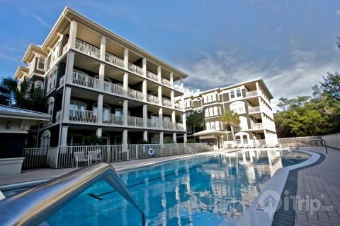 Seaview Villas B401 - Image 1 - Seagrove Beach - rentals