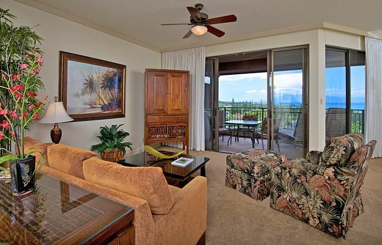 Kapalua Golf Villas #21V1 - Image 1 - Lahaina - rentals
