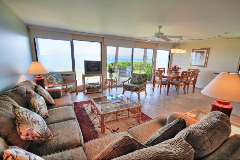 Maui Sands #5A - Image 1 - Lahaina - rentals