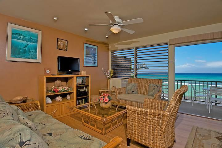 Maui Sands #5G - Image 1 - Lahaina - rentals