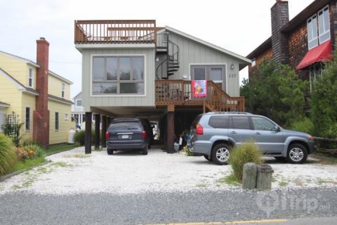 4th St Bethany Beach - 117 Fourth Street Bethany, One Block to the Beach Pet Friendly - Bethany Beach - rentals