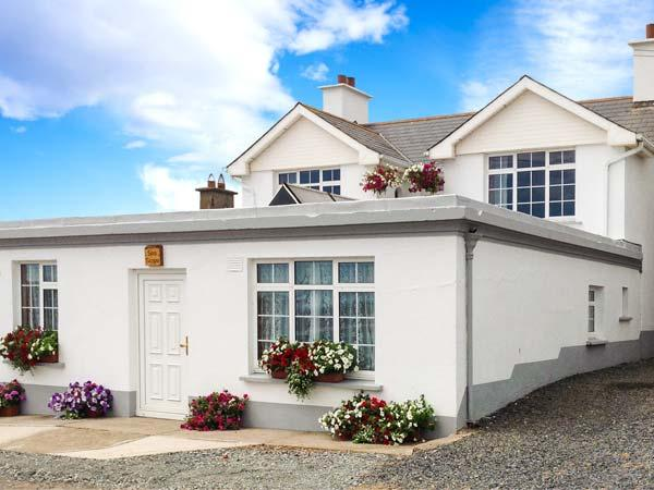 SEASCAPE, superb location on harbour in Slade, sea views, close to famous lighthouse Ref 17185 - Image 1 - Fethard On Sea - rentals