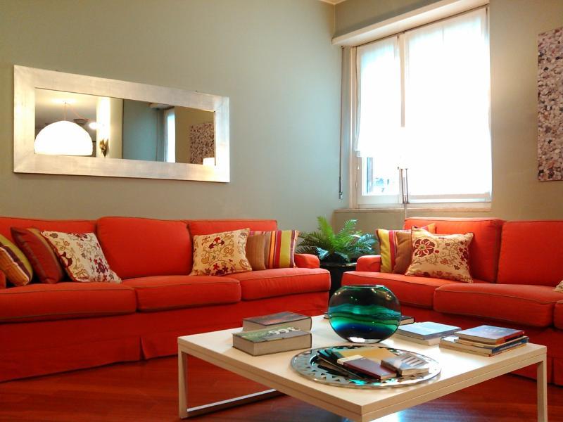 Dining room - Cosy flat Milano Parco Sempione/Arco della Pace, f - Milan - rentals