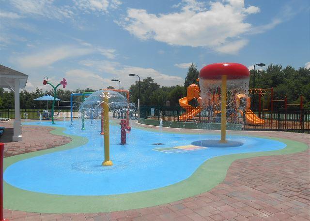 New Splash Pool - 3 Bedrooms Townhouse at The Villas at Seven Dwarfs (ac) - Kissimmee - rentals