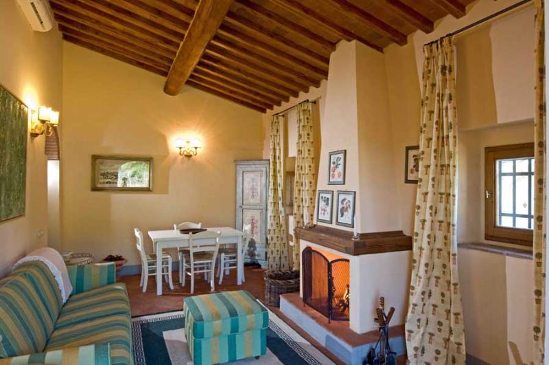 Borgo in Rosa - Unit 3 - Image 1 - Montefiridolfi - rentals