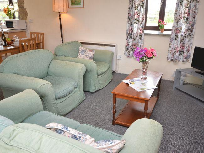 Lounge area - HELMK - Lanivet - rentals