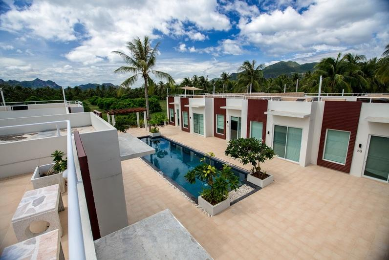 Block overview - Awesome Resort 1BR Close to Beach! - Pran Buri - rentals