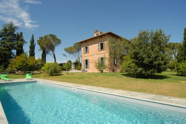 Property exterior - 5 bedroom villa with pool in Tuscany BFY13473 - Montepulciano - rentals