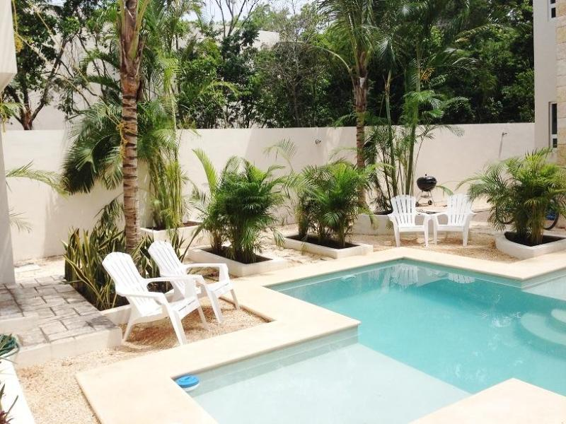 Totally Relaxing - The Palms Jungle Apartment 4, Tulum,s best deal - Tulum - rentals