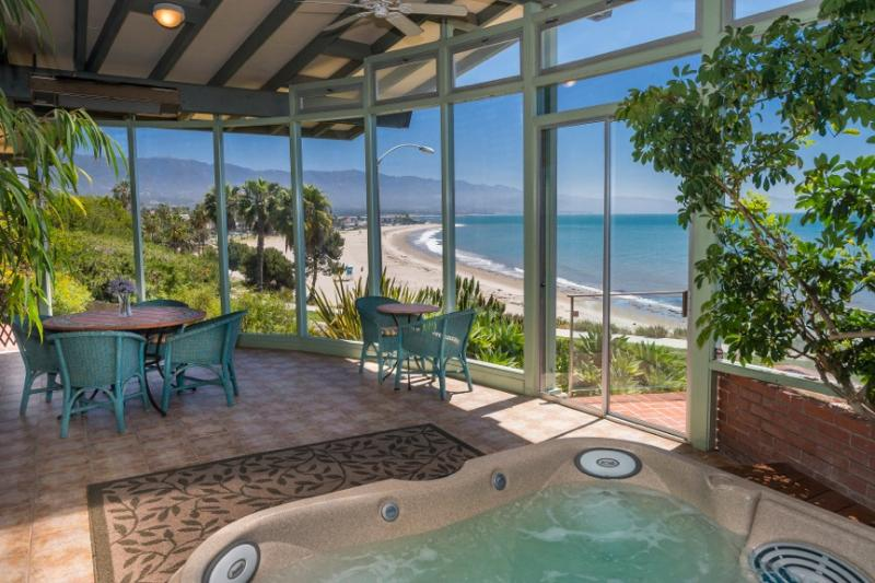 Ocean Front Santa Barbara Home - Image 1 - Santa Barbara - rentals