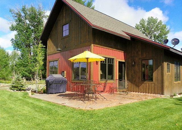 Garrison's Big Hole River Ranch - Liars Lodge - Image 1 - Glen - rentals