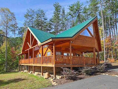 Kozy Lodge - Image 1 - Pigeon Forge - rentals