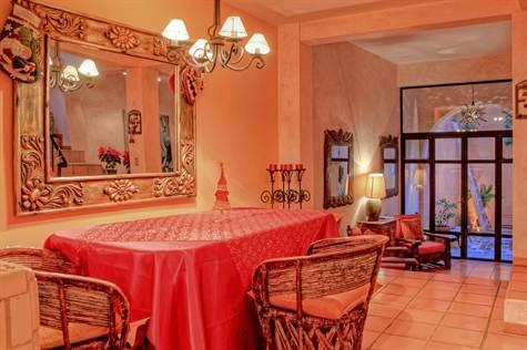 Dining Room - Casa Amigos: Historic Centro with 360 Views - San Miguel de Allende - rentals