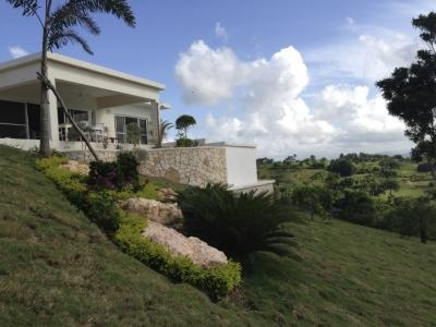 Contemporary 2BR Villa w Stunning Panoramic Views - Image 1 - Rio San Juan - rentals