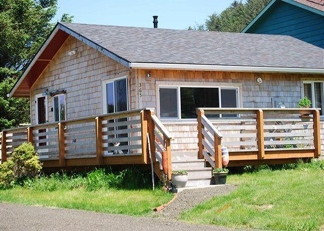 Aqua Vista - Aqua Vista-R--586 Yachats Oregon Ocean View vacation rental - Yachats - rentals
