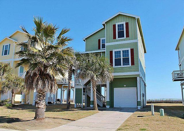Pointe West Cottage, 3 BR, 3 BA, Wi-Fi, Beach Club, Infinity Pool - Image 1 - Galveston - rentals