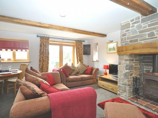 Lounge/diner with woodburner - HWLOC - Shropshire - rentals
