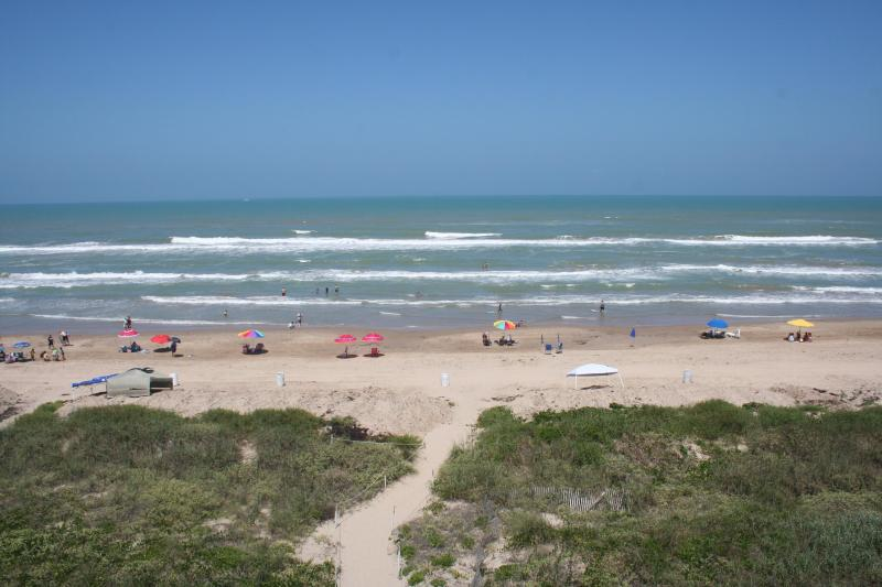 BEACHFRONT! Fantastic ocean views, KING bed, UPDATED! Free WIFI great value! NEW LISTING!!! - Image 1 - South Padre Island - rentals