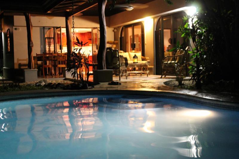 4 bedroom home, steps to the beach - Casa Prana Nosara Beach House - 240 steps to beach - Nosara - rentals