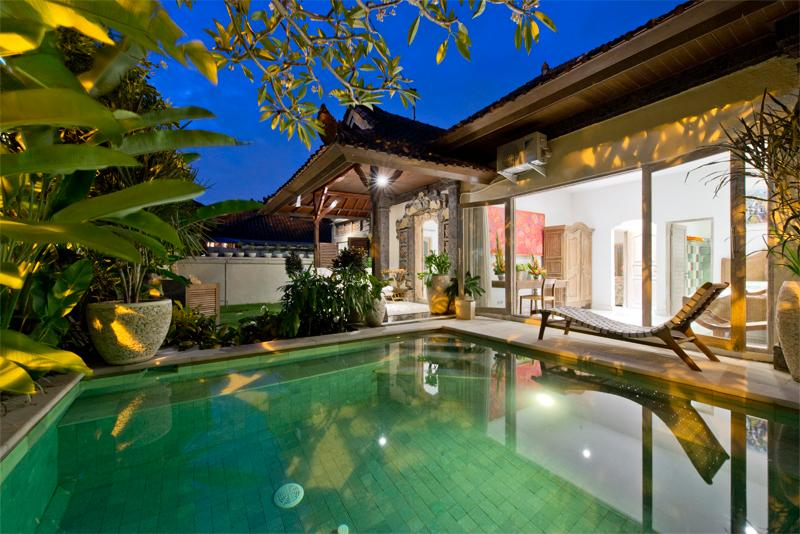 Pool Area - Villa Orchid Sanur - Excellent Central Location - Sanur - rentals