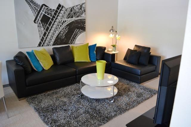 Living Room - Stunning LUXURY APT on Sunset Strip - West Hollywood - rentals