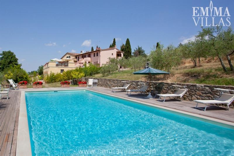 Villa Fossombroni 8 - Image 1 - Arezzo - rentals