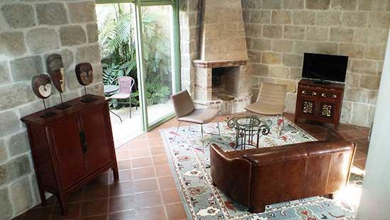 Salon - Luxury Apartments in The Heart of Colonial Antigua - Antigua Guatemala - rentals