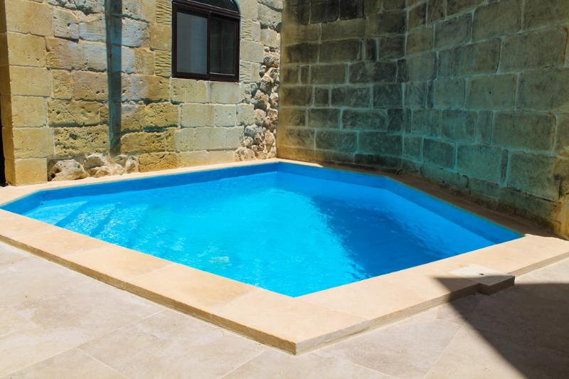Bright Farmhouse Villa with Dipping Pool - Image 1 - Nadur - rentals
