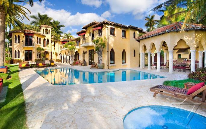 aa - Villa Jasmine - Miami Beach - rentals
