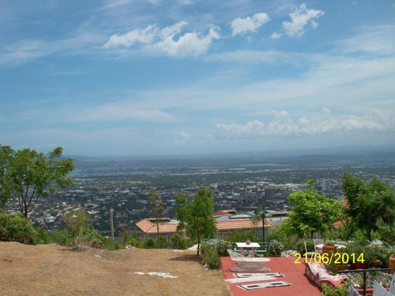 Breathtaking View from Master Bedroom Patio - LUXURIOUS ELEGANCE;  BREATHTAKING VIEW; KINGSTON - Kingston - rentals