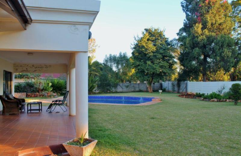 MAIN HOUSE - JULES SELF CONTAINED COTTAGE    MILTON PARK HARARE - Harare - rentals