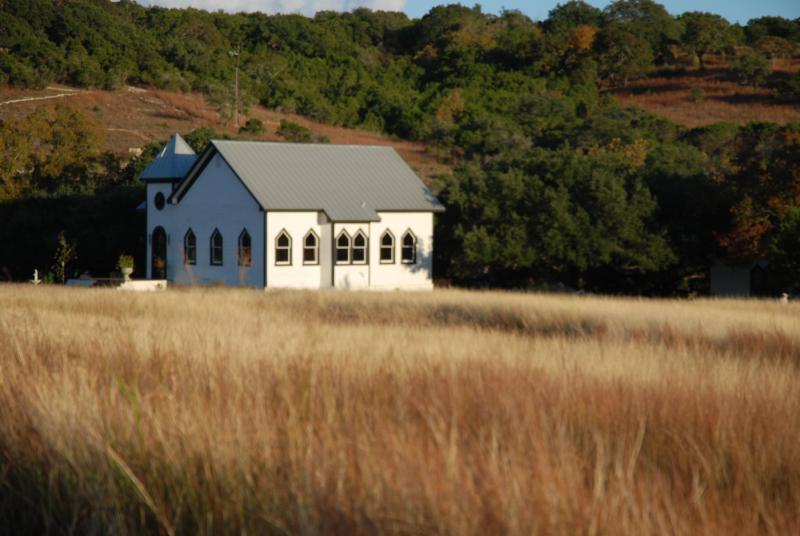 Chapel Home - Chapel Home... A Church Resurrected - Wimberley - rentals