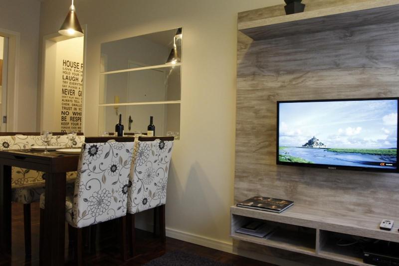 APARTMENT ATALAIA - Cozy and quiet, great location - Image 1 - Porto Alegre - rentals