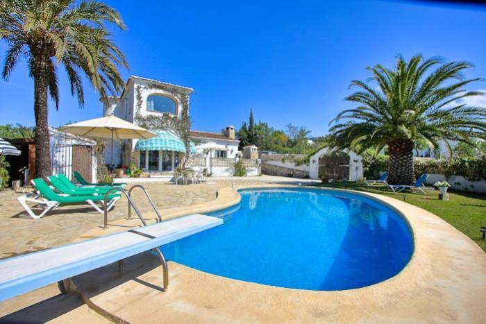 Villa Los Cerezos - Sleeps 6 - Image 1 - Javea - rentals