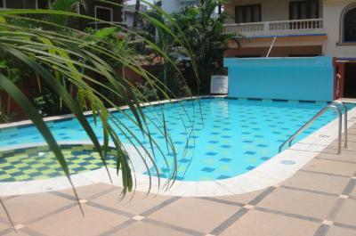 39)1 Bed Apart Central Calangute Sleeps 2/4 - Image 1 - Calangute - rentals