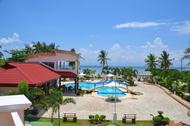 The garden - House at Sagastrand Beach Resort in Olango Island - Olango Island - rentals