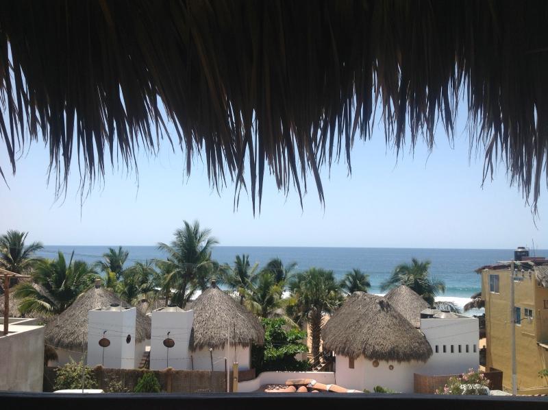 Stay at Casa Mihale in Beautiful San Agustinillo - Casa Mihale-Sweeping Ocean Vistas New Beach Home - San Agustinillo - rentals