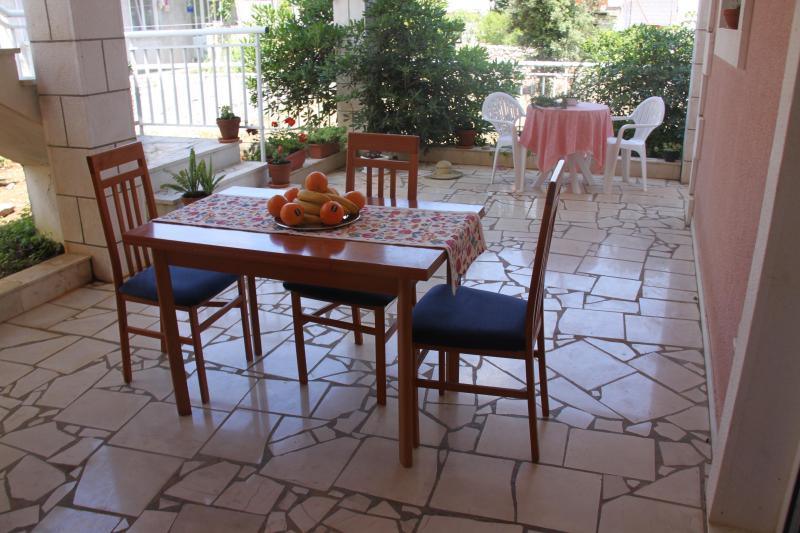 PATIO - Apartments Lejla ;Korcula( entire house) - Korcula - rentals