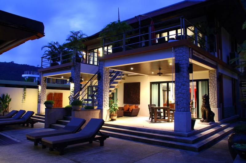 Kalimat 5 - Exceptional 5 Bed Luxury Villa with Private Pool - Image 1 - Patong - rentals