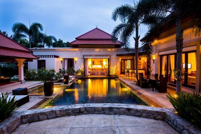 La Villa Verte - Stunning Laguna Holiday Home - Image 1 - Phuket - rentals