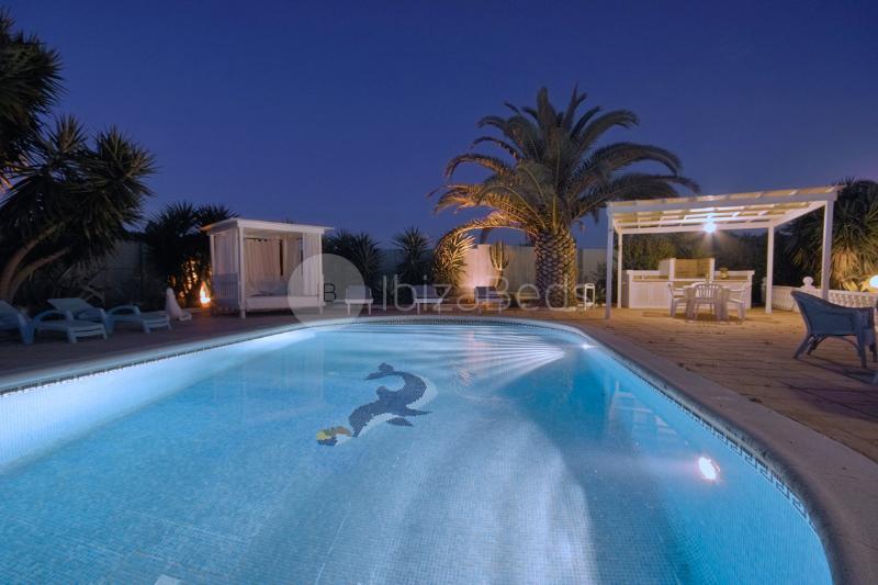 Colourful Villa - Image 1 - Sant Antoni de Portmany - rentals