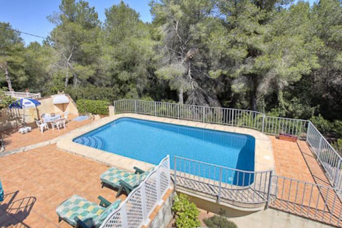 Villa Isabell - Sleeps 5 - Image 1 - Javea - rentals