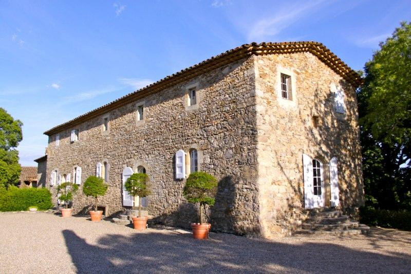 Prestigious property in Provence quit & refinement - Image 1 - Saint-Hippolyte-du-Fort - rentals