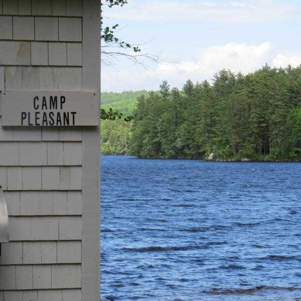 Camp Pleasant - Pleasant Camp Pleasant - North Bridgton - rentals