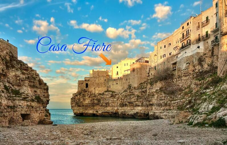 Outside the house - Casa Fiore - Polignano a Mare - rentals