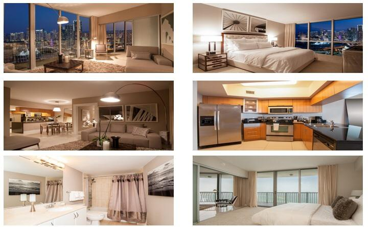Condo - Spacious luxurious 2 bedroom  minutes from beach - Coconut Grove - rentals